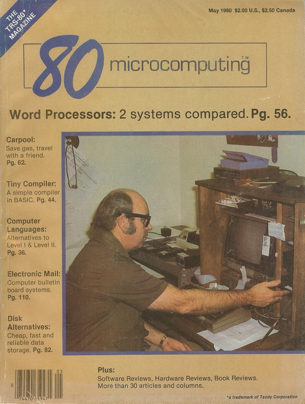 Issue 5 of 80 Microcomputing