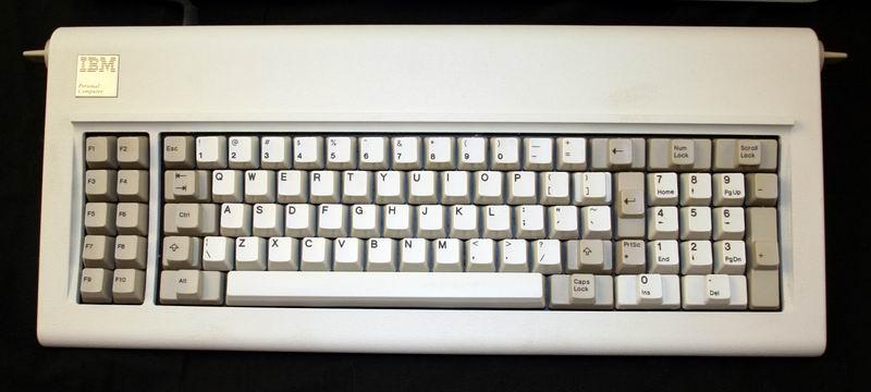 IBM PC keyboard
