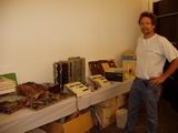 Dale Luck had a nice collection of prototype Commodore Amiga gear to show.