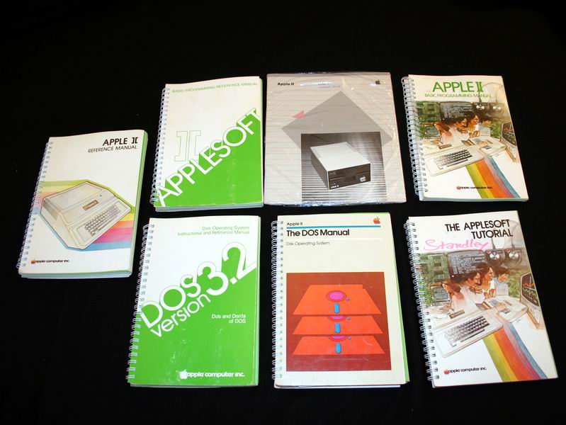 Apple ][ documentation