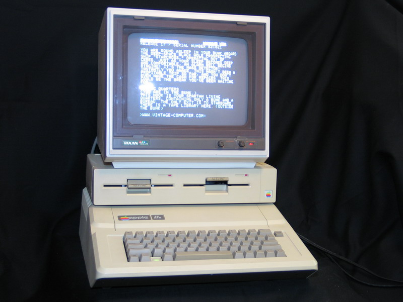 Manufacturer apple computer corporation model apple iie date announced