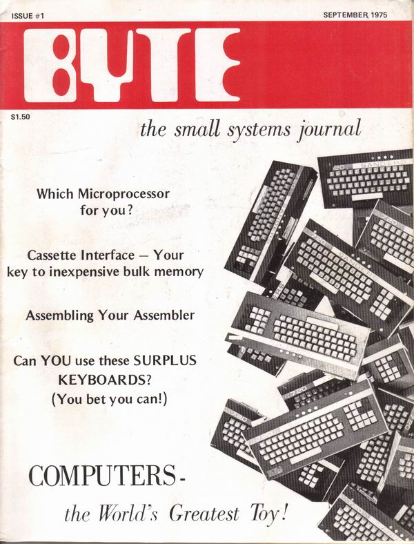 Vintage Computer Magazine Collection