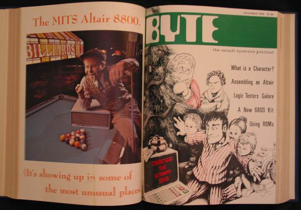 One of the first Tinney Byte covers