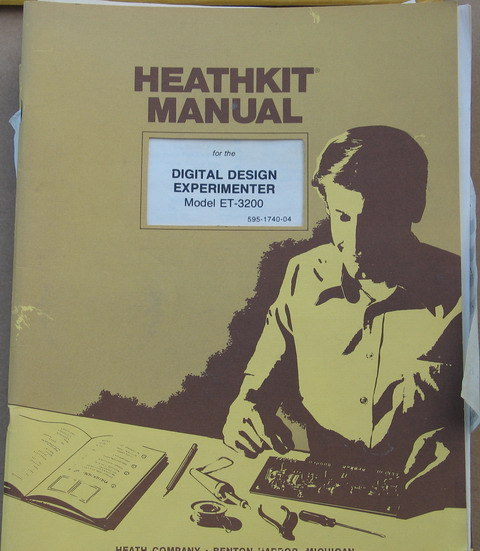 Heathkit ET-3200 manual