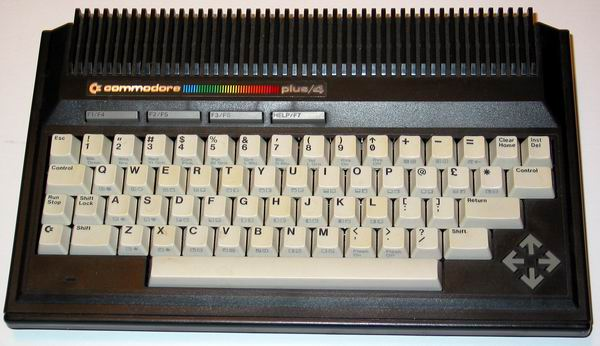 The Commodore Plus/4 Computer