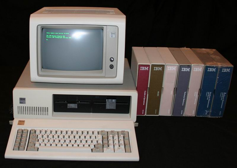Image result for ibm pc picture