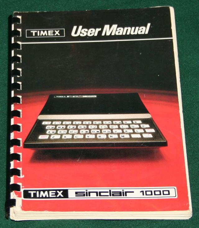 Timex/Sinclair 1000