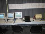 The Digibarn celebrated the 30th anniversary of the original First Person Shooter game - Mazewar.  This ran on an IMLAC PDS-1 and a variety of terminals.