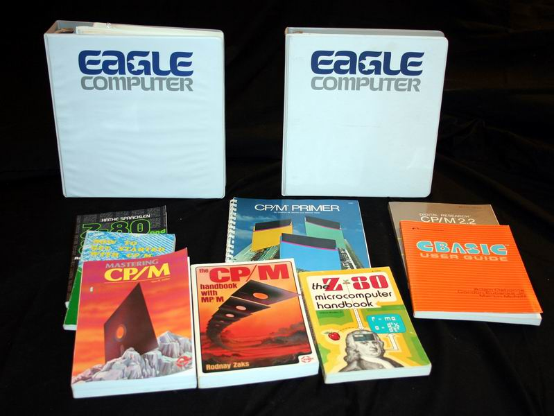 The Eagle II CP/M Computer documentation