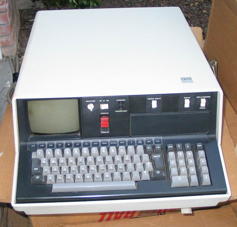 The IBM 5110 Personal Computer