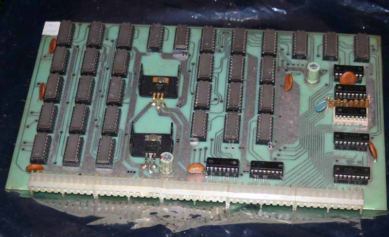 South West Technical Products Corporation 6800 Computer RAM card