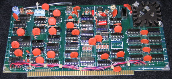 Processor Technology VDM 1