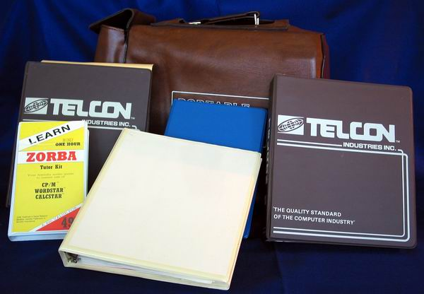 The entire Telcon Zorba collection